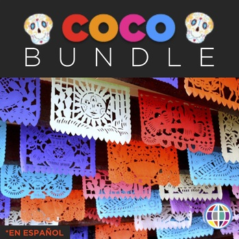 COCO Bundle for Spanish classes