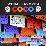 COCO Favorite Scenes in Spanish: Use after finishing the movie