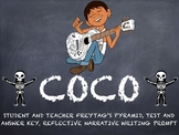 COCO MOVIE GUIDE, END OF YEAR/LAST DAY OF SCHOOL ACTIVITY