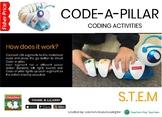 CODE-A-PILLAR BASIC CODING ACTIVITIES PACK - PRESCHOOL - ELEMENTARY