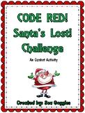 CODE RED! Santa's Lost! Challenge