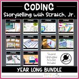 Digital Storytelling with Scratch Coding Bundle