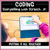 Digital Storytelling and Scratch Coding Center Ideas