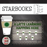COFFEE THEMED BULLETIN BOARD A Latte Learning Happens Here STARBOOKS