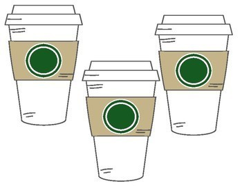 COFFEE THEMED CLASSROOM JOBS STARBOOKS STARBUCKS