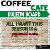 COFFEE THEMED Holidays Christmas December BULLETIN BOARD STARBOOKS