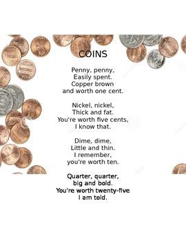 COINS poem
