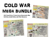 COLD WAR BUNDLE: 100 engaging resources; PPTs, activities, documents & more