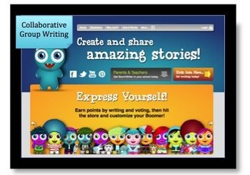COLLABORATIVE GROUP WRITING: Grades 2-12