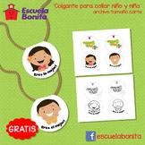 COLLAR PARA EL DÍA DEL NIÑO!!  CHILD DAY NECKLACE!!!