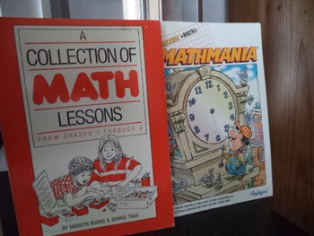 COLLECTION OF MATH LESSONS MATHMANIA  (SET OF 2)