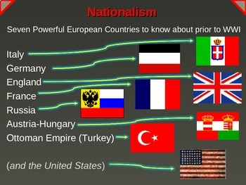 IMPERIALISM, COLONIALISM, NATIONALISM (1800-1914) - GERMANY (PART 3 of EPIC UNIT