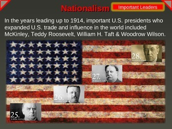 IMPERIALISM, COLONIALISM NATIONALISM (1800-1914) UNITED STATES PART 8; EPIC UNIT