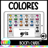 COLOR BOOM CARDS (SPANISH) DISTANCE LEARNING