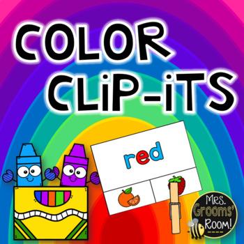 COLOR CLIP-ITS