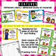 COLOR-CODED Reward Coupons and Monthly Punch Cards