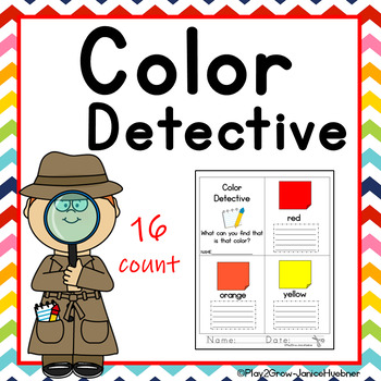 Color Detectives