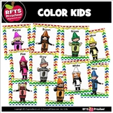 COLOR KIDS POSTER