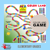 COLOR LAND Game
