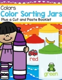 COLOR SORTING Center and Supporting Printables for Preschool