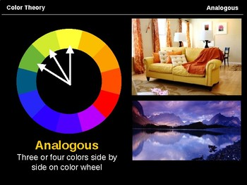 COLOR THEORY 2017:  Learning about Color Schemes!