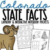 COLORADO State History Lapbook Project, State Symbols, Str