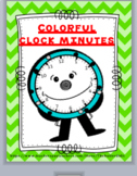 COLORFUL CLOCK MINUTES