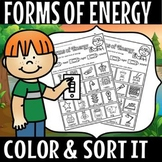 Forms of energy color(freebie)