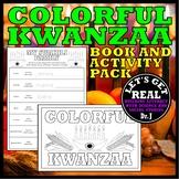 KWANZAA: Colorful Kwanzaa (Book and Activity Pack)