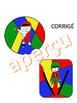 COLORIAGE MAGIQUE- PARTIES DU DISCOURS - OLYMPIQUES (FRENCH FSL)