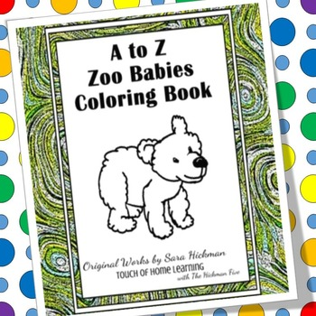 Coloring Pages: Zoo
