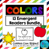 *Bundle* COLORS: 13 Emergent Readers About Colors