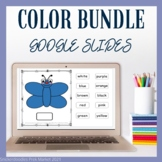 COLORS GOOGLE SLIDES BUNDLE
