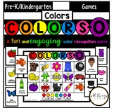 COLORS-O {A colors learning game}