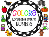 COLORS learning cards BUNDLE - Buy the bundle & SAVE