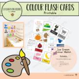 COLOUR FLASH CARDS