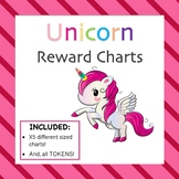 UNICORN Reward Charts - Positive Reinforcement Strategy fo