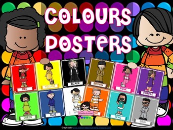 COLOURS POSTERS