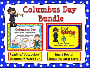 COLUMBUS DAY BUNDLE