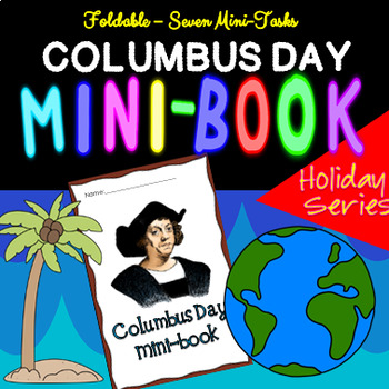 COLUMBUS DAY MINI-BOOK