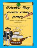 COLUMBUS DAY writing prompt