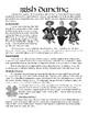 COMBINED Irish Dancing Nonfiction and Irish Dancer Fun Activities