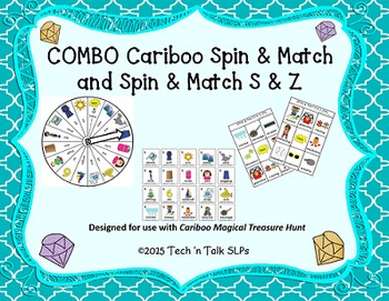 COMBO Cariboo Spin & Match and Spin & Match for Articulation S & Z
