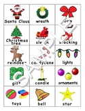 Christmas ESL Workbook & Games Package