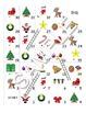 Christmas ESL Workbook & Games Package