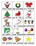 Christmas / Noel FRENCH Workbook & Games Package