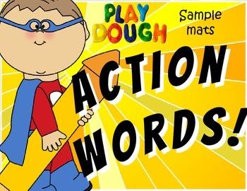 *FREEBIE* ACTION WORDS