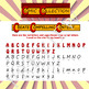 COMIC ELEMENTS AND HEADLINE FONTS VOL. 2 BY COMIC TOONS for TPT Sellers