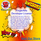 COMIC TOONS SAMPLER for TPT Sellers / Creators / Teachers