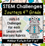 Journeys 4th Grade: 25 STEM Challenges